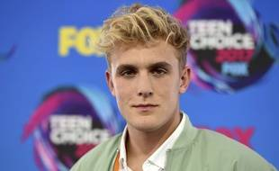 Jake Paul aux Teen Choice Awards à Los Angeles en 2017