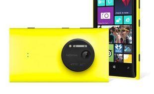Le Nokia Lumia 1020.