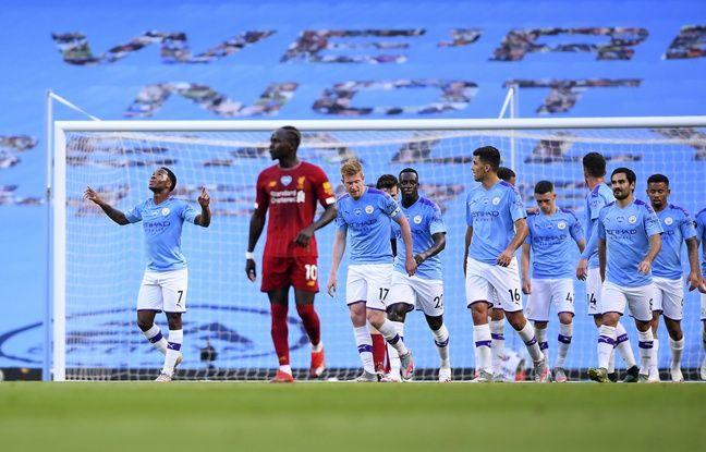 Premier League: Liverpool écrabouillé par Manchester City dans le match d'après titre