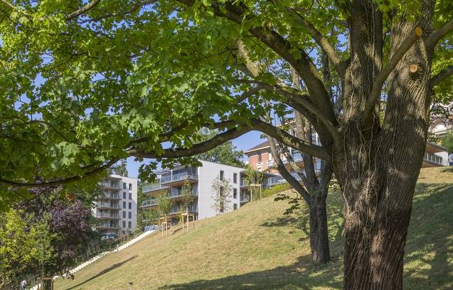 Vid o lyon l 39 h pital debrousse change de vie - Appartement moderne ancien hopital ...