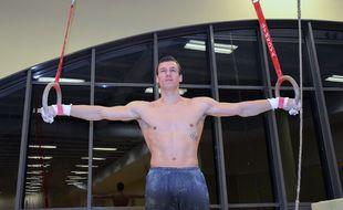 Kevin Crovetto, gymnaste monégasque, espère se qualifier pour les JO de Tokyo
