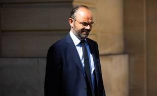 Edouard Philippe, le 29 mai 2020.