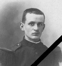 Le poilu Frédéric B. du 99e Régiment d'infanterie.