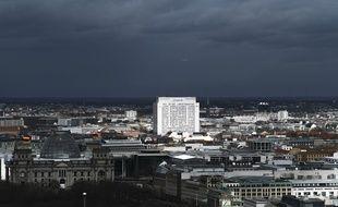 L'hôpital de la Charité à Berlin, en Allemagne,  accueille des patients français atteints du Covid-19.