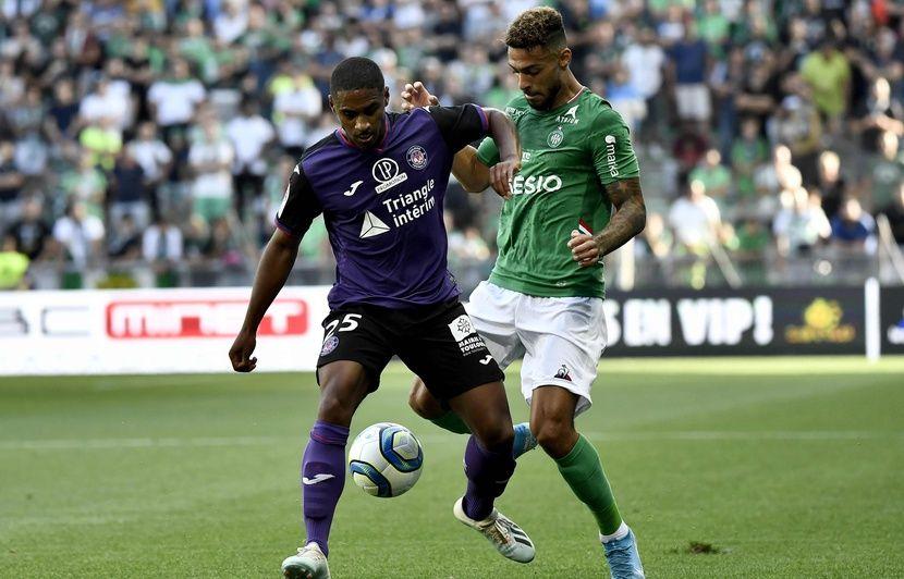 ASSE-Toulouse : Avec Koulouris et un « formidable » Saïd, le TFC s'est enfin trouvé un pouvoir offensif