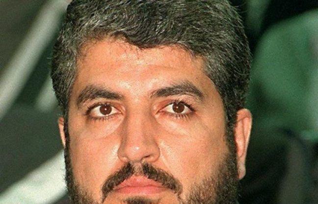 Portrait datée d'août 1997 de Khaled Mechaal, visé par une tentative d'assassinat par des agents israéliens en septembre 1997.