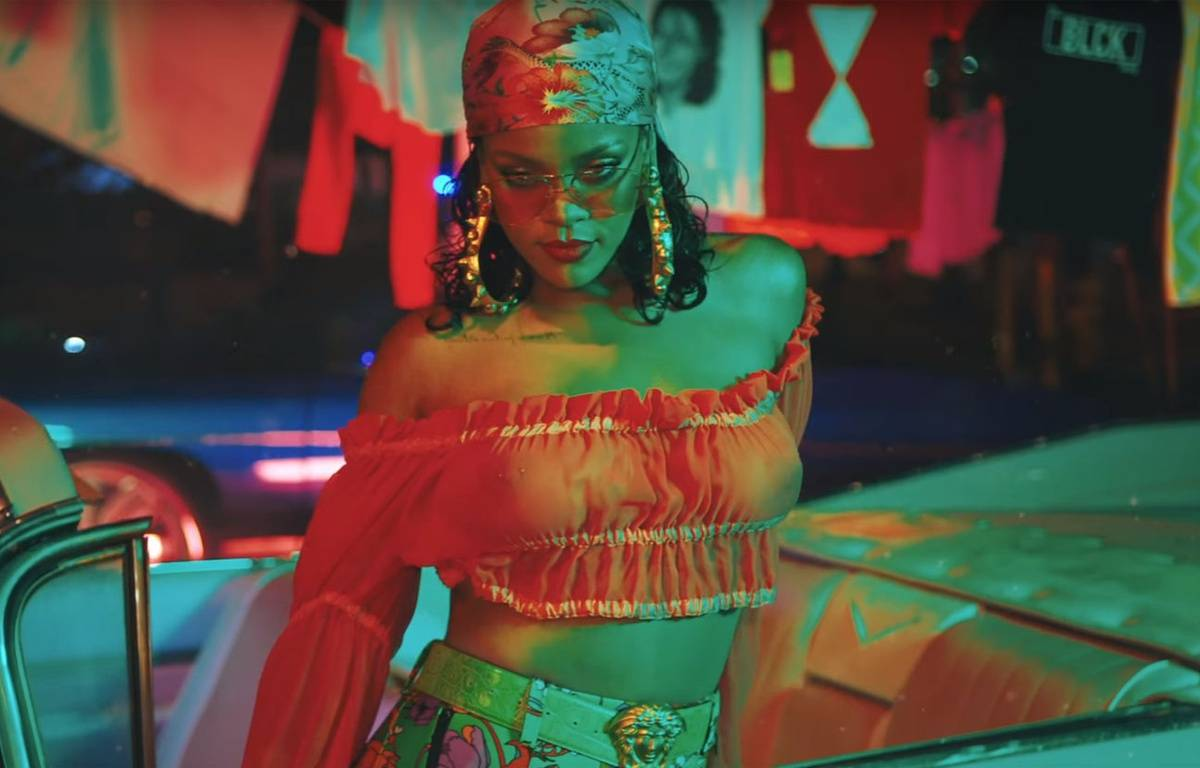 Rihanna dans le clip de DJ Khaled – Capture YouTube