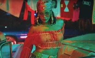 Rihanna dans le clip de DJ Khaled