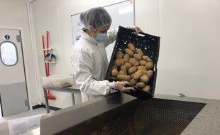 Les fruits et légumes abîmés du marché de gros des Arnavaux, à Marseille, sont désormais cuisinés en soupe ou compote à destination des plus pauvres, au lieu d'être jetés à la poubelle