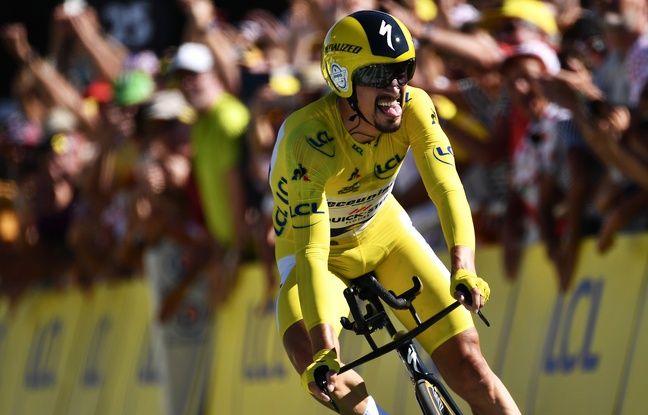 Julian Alaphilippe deviendrait «l'un des plus grands coureurs de tous les temps» s'il gagnait le Tour selon le patron d'Ineos