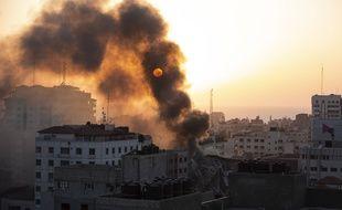 Les conséquences du conflit sur une ville comme Gaza n'apparaissent pas sur Google Earth.
