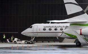 L'avion supposé ramener de Genève le président algérien