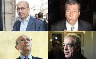 Alain Juppé, Patrick Balkany, Harlem Désir et Henri Emmanuelli ont tous été condamnés, puis réélus.