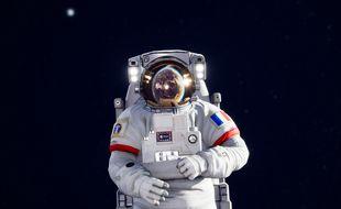 Image du jeu ISS Rescue.