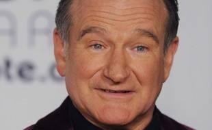 Robin Williams à Los Angeles le 7 janvier 2009.