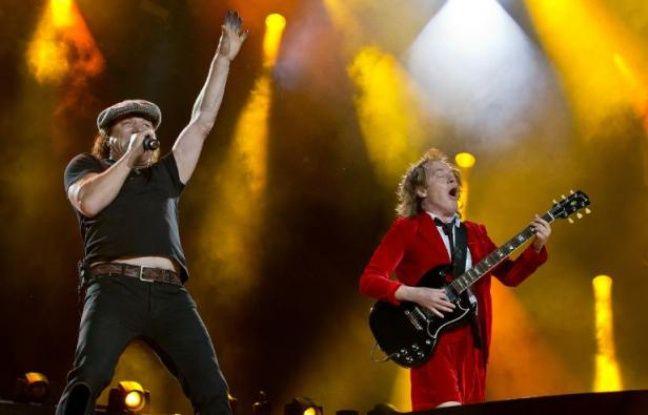 nouvel ordre mondial   George Young, le «mentor» d'AC/DC, est décédé