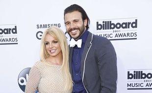 Britney Spears et Charlie Ebersol au temps du bonheur
