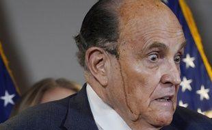 Coronavirus: Trump gibt bekannt, dass sein Anwalt Rudy Giuliani Covid-19 positiv gegenübersteht