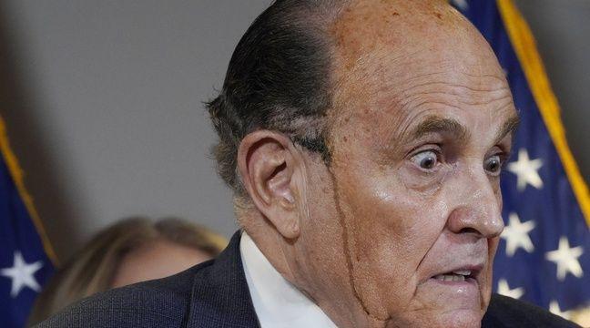 Présidentielle américaine : L'avocat de Donald Trump Rudy Giuliani suspendu pour ses mensonges sur l'élection