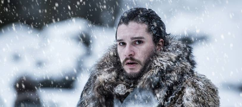 Kit Harington dans la saison 7 de «Game of Thrones».