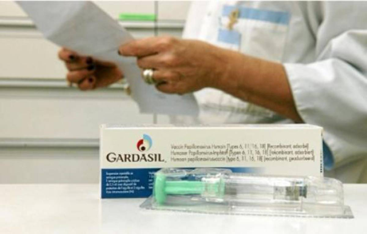 Le Gardasil est indiqué pour la prévention du cancer du col de l'utérus. –  F. DURAND / SIPA