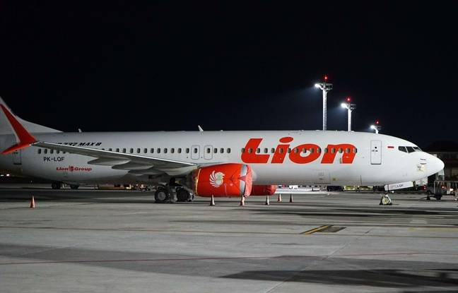Crash de Lion Air: L'Indonésie met en cause des problèmes de conception du Boeing 737 MAX
