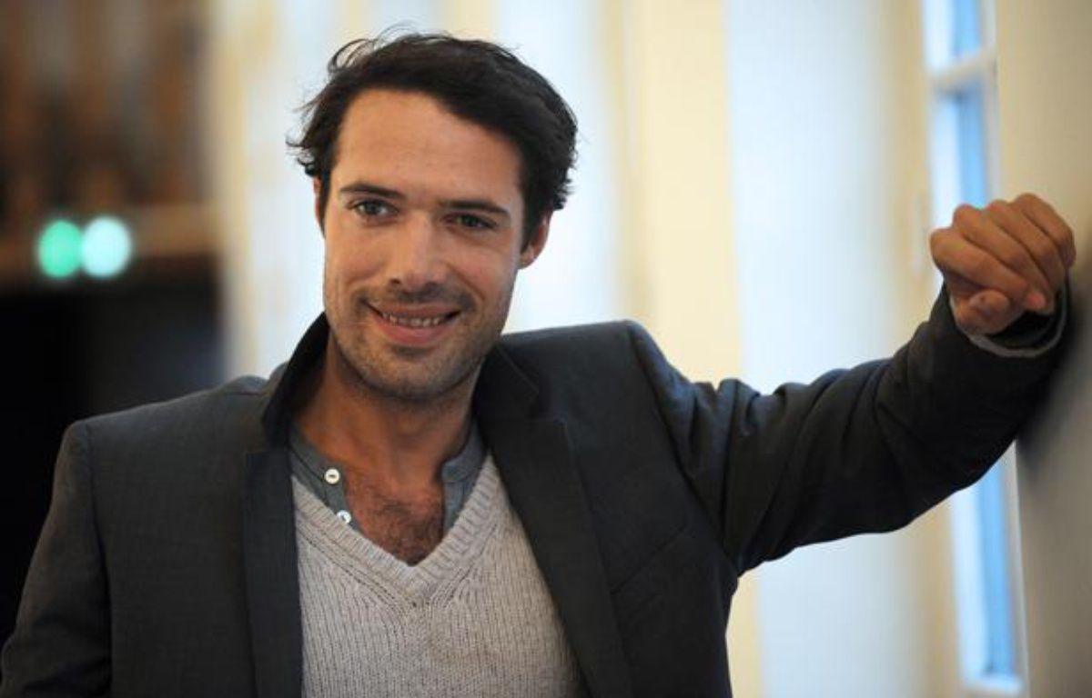 Nicolas Bedos, le 11 mars 2013. – FRANCOIS LO PRESTI / AFP