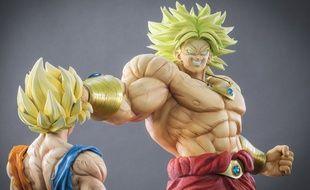 Broly plus fort que Goku ? C'est le sujet du film «Dragon Ball Super - Broly» et d'une impressionnante statue Tsume Art