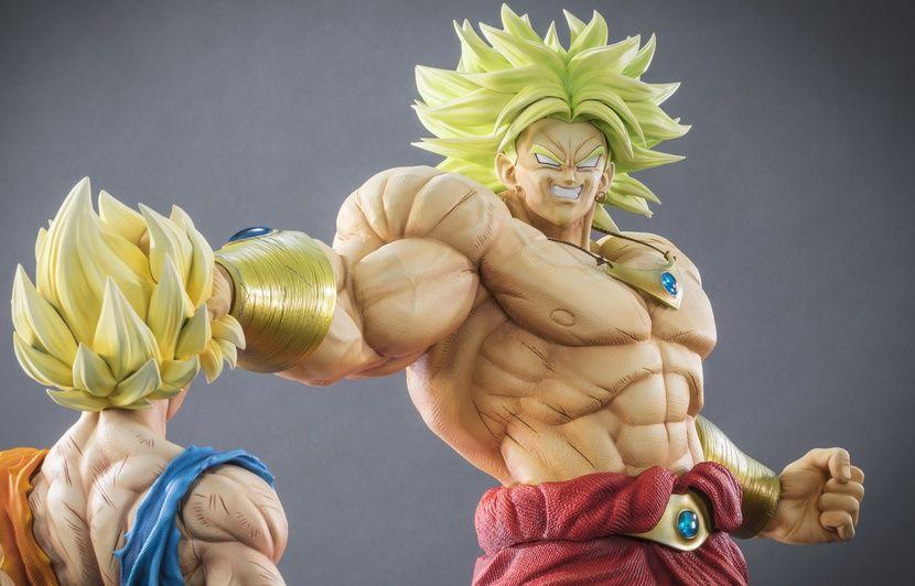«Dragon Ball», «One Piece», «My Hero Academia»... Ces statues manga belles mais chères (mais belles)
