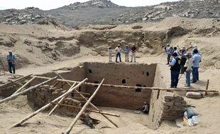 Sur le site Mata Indio, dans la province de Lambayeque, nord-ouest du Pérou, des archéologues péruviens ont découvert une chambre funéraire de l'époque des Incas, où a été enterrée une personnalité faisant visiblement partie de la noblesse.
