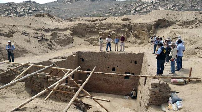 Une importante découverte inca faite grâce à un coquillage au Pérou