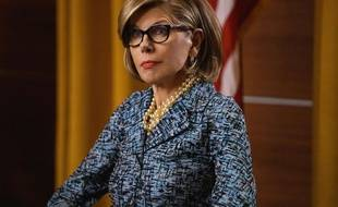 Christine Baranski campe Diane Lockhart dans le Prix du publi, «The Good Fight».