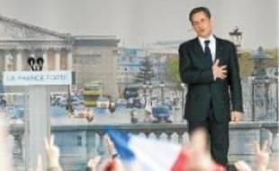 Selon l'UMP, 100000 personnes étaient hier à la Concorde.