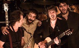 La Mine de rien a sorti au total 5 albums en 14 ans, dont un live.