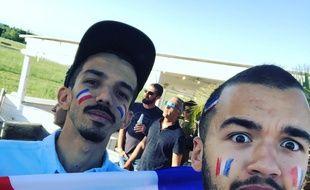 Bigflo et Oli, les deux rappeurs toulousains aux origines argentines, ont offert leur tournée après la victoire de Bleus.