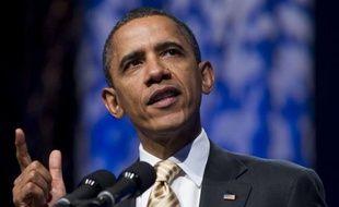 Les Etats-Unis et le Conseil de sécurité des Nations unies ont levé vendredi une grande partie des sanctions imposées à la Libye à l'époque du régime du dirigeant Mouammar Kadhafi, une mesure destinée à aider le pays à se reconstruire selon la Maison Blanche.