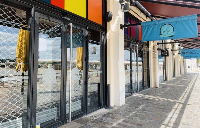 La préfecture de la Gironde a prononcé une fermeture administrative de 15 jours contre le bar l'Austra.