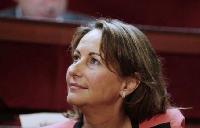 """Ségolène Royal déclare n'avoir """"rien demandé"""" pour obtenir de nouvelles fonctions, tout en indiquant """"imaginer"""" qu'on lui en proposerait un jour."""