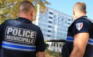 La police municipale à Illkirch-Graffenstaden (illustration).