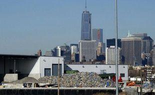 New-York veut recycler 30% de ses déchets d'ici2017.