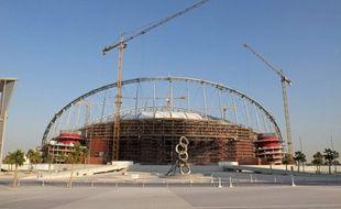 Le stade de Khalifa International près de Doha