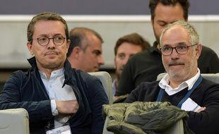 Jacques-Henri Eyraud et Andoni Zubizaretta, ici à Bordeaux.