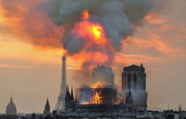 Incendie à Notre-Dame de Paris: Un mois après, où en sont les travaux?