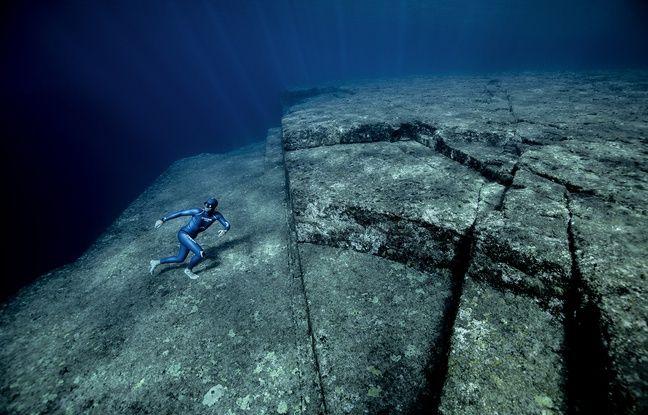 Un photographe a suivi Guillaume Néry pendant tout son périple sous-marin