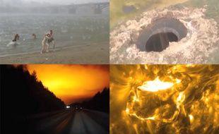 Les phénomènes naturels les plus étonnants de 2014