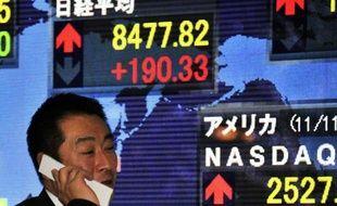 Le Japon est intervenu à hauteur de 9.091,6 milliards de yens (près de 86 milliards d'euros) sur le marché des changes entre le 28 octobre et le 28 novembre pour faire baisser sa devise face au dollar, selon un rapport mensuel du ministère des Finances publié mercredi.