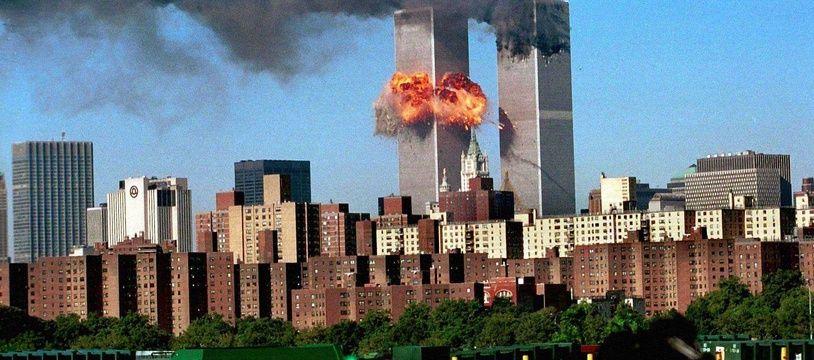 L'attaque contre les tours jumelles du World Trade Center, le 11 septembre 2001