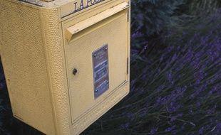 Une boîte-aux-lettres (illustration).