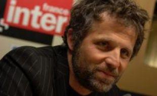 Stéphane Guillon, le chroniqueur humoriste de France Inter