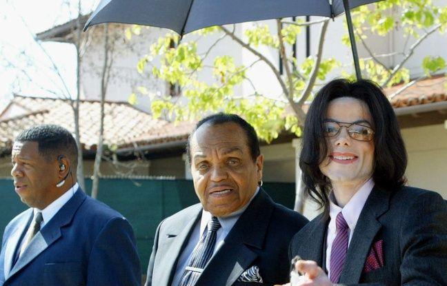 Michael Jackson, le 22 juillet 2005